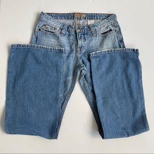 Paris Blues Distressed Jeans Size 7